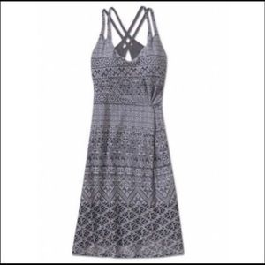 Athleta Knotted Nanda Dress